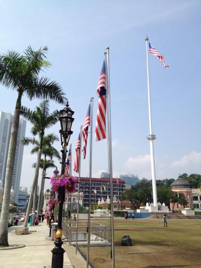 Malaysia&Singapore Solitary Journey 5 KL (2014.Sep.15-19)