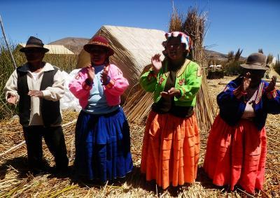 ペルー2013旅行記 【15】プーノおよびチチカカ湖2(チチカカ湖)