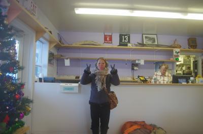 今回もオーロラを拝めるか?! 毎年恒例、年末年始北極圏! 最終目的地はドーソンシティー!!! Lesson5