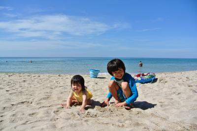 タイ・チャーン島1歳6歳子連れ旅(1) やっぱりビーチは乾季でした。