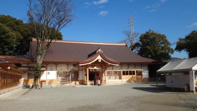 初詣 国府宮神社へ