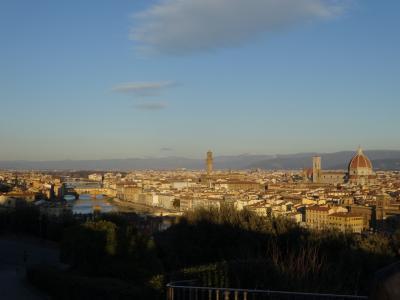 ちょこっとフィレンツェ(新しいトラムはどこいくの?)