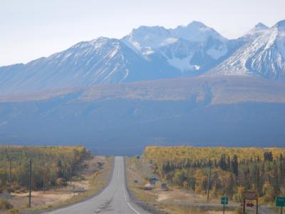 カナダ・ホワイトホースの旅(3日目):手つかずの自然が残るクルアニ国立公園へ
