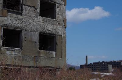 安比、八幡平への旅~「雲上の楽園」松尾鉱山跡を訪ねて