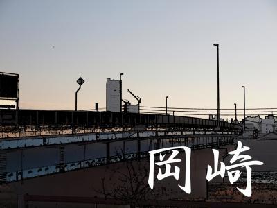 「東海道五拾三次」を歩く  三十九、岡崎 ~ 池鯉鮒