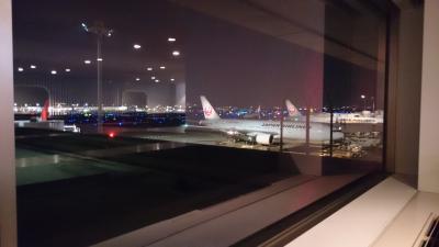 JAL国内線ファーストクラス 羽田ー札幌 搭乗記と観光