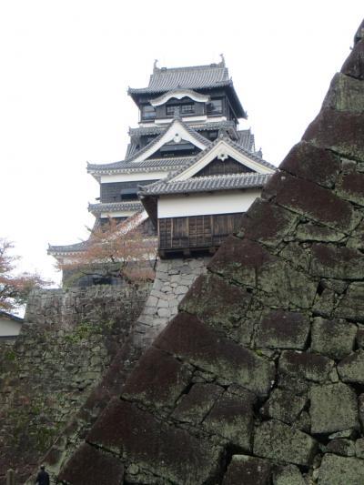 最終日 熊本市 そして帰る その1 熊本城