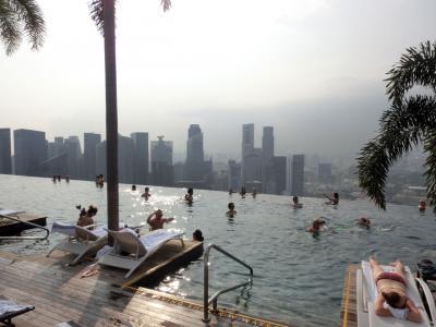 シンガポールの旅Vol.5[マリーナベイサンズ編](2014年10月)