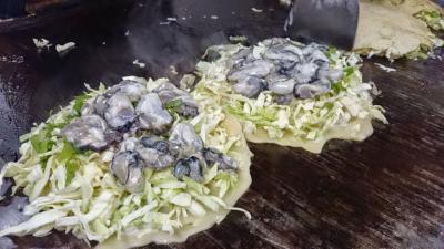 【18きっぷ】大阪からカキオコ食べに行く+有馬温泉
