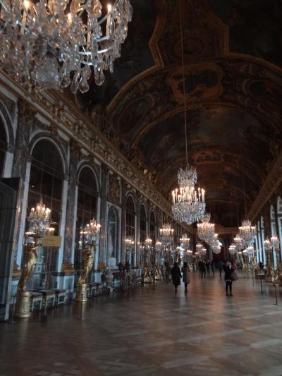 アナ雪なディズニーランドパリとパリ市内を楽しむ旅④