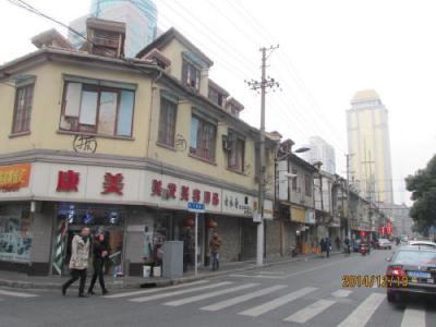 上海英租界の広東路・歴史建築