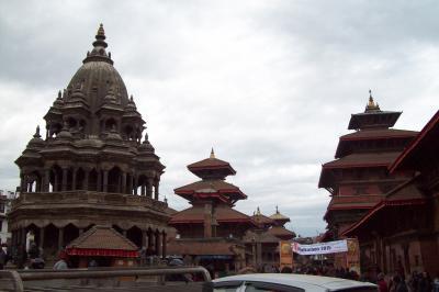 2015ネパール旅行⑤ ナガルコット~パタン