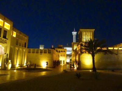 3連休でアラビア半島3ヶ国(2) ドバイ
