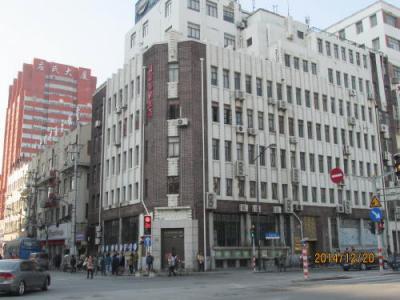 上海英租界の河南中路・歴史建築