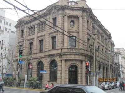 上海英租界の北京東路・歴史建築