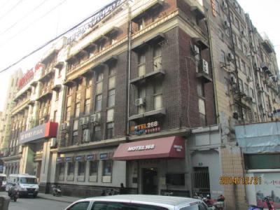 上海英租界の寧波路・歴史建築