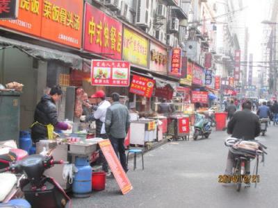 上海英租界の広西北路・歴史建築