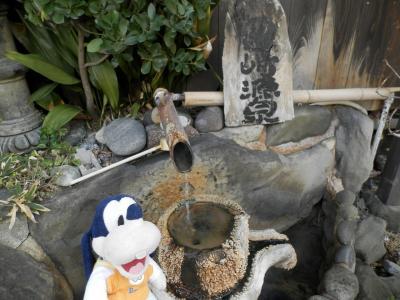 グーちゃん、島原半島へ行く(小浜温泉の宴はマイウの地物で!編)