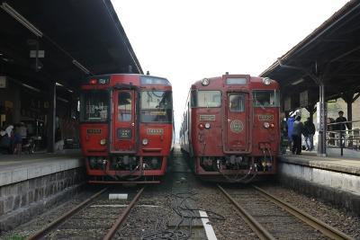 2014年12月 年末九州電車の旅 熊本~鹿児島
