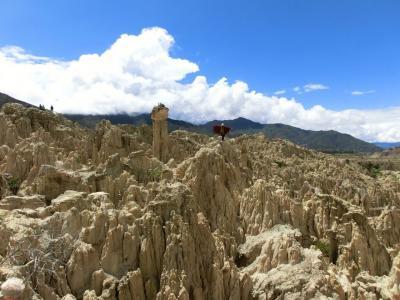 南米旅行記2012  世界一高地の首都・ラパス