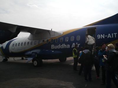 2015ネパール旅行⑥ カトマンズ~ポカラ