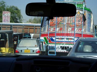 パキスタン仕事旅