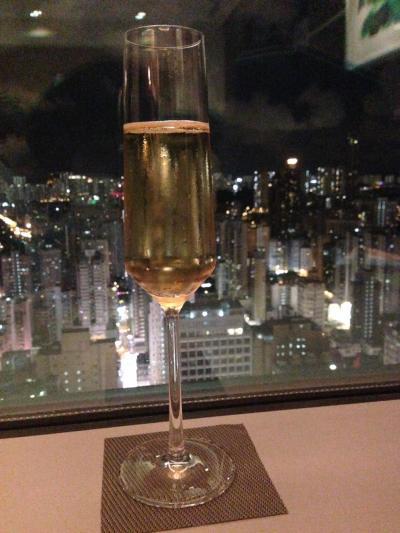 初香港!初香港ディズニーランド!Hotel LBPとランガムプレイスモンコック