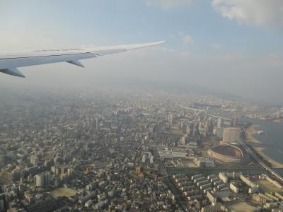 初めての福岡です。