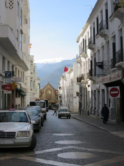 年末年始はモロッコへ<2>白壁の街・ティトゥアン