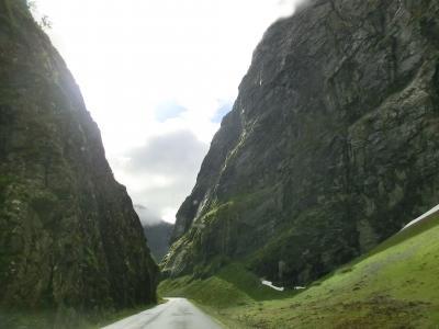 ノルウェー人お勧めのドライブルートで行くガイランゲルフィヨルドの旅 vol.2(2011年8月)