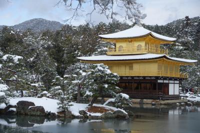 雪の京都世界遺産めぐり