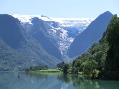 ノルウェー人お勧めのドライブルートで行くガイランゲルフィヨルドの旅 vol.3(2011年8月)