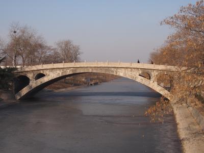 中国最古の橋と河北博物院を訪ねて