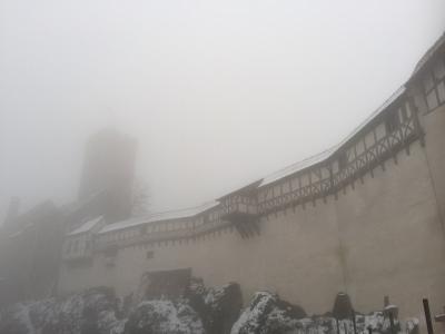 ●ツアーでドイツを巡る&年越し!⑧7日目:大晦日!ヴァイマールとアイゼナッハの観光●