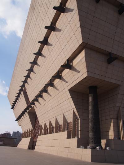 素晴らしい展示!山西博物院を堪能。