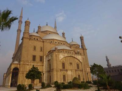 2014年 年末年始 エジプト旅行① カイロ到着~カイロ市内散策(考古学博物館・イスラム地区)