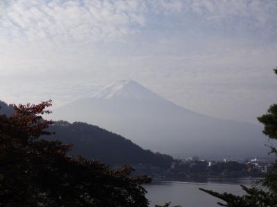 群馬、山梨、岐阜をめぐってきました - 02.富士山河口湖編 -