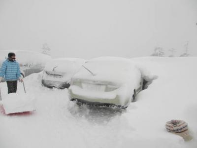 荒れ狂う日本海、究極のニセコ薬師温泉!豪雪の十勝岳、秘湯めぐり
