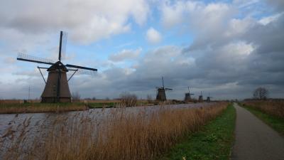 キンデルダイクとアムステルダム