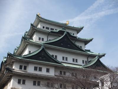 冬の名古屋&可児・・・・・②名古屋城&名古屋テレビ塔