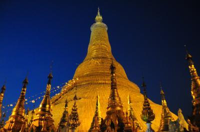 冬のミャンマーその04~やっぱり締めはヤンゴン