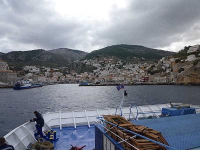 (その5:アテネ クルーズ イドラ島編)2013年 ギリシャとエーゲ海クルーズ旅行