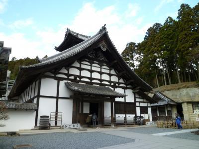 震災前の松島・瑞巌寺