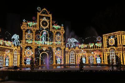 2014相模湖イルミネーション ~宮ヶ瀬クリスマス光のメルヘンと相模湖イルミリオン~