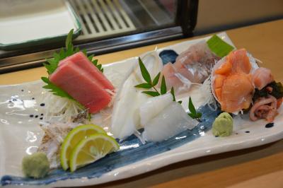 柴漁港前 江戸前小柴の蝦蛄がいただける すし処かねへいさんで地魚を堪能 2014年11月