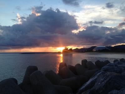 大好きな沖縄 海!海!海! 女二人旅~