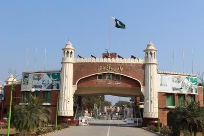 再びPAKISTAN13 政治集会で道路封鎖 なんとかインド越境 Lahore Amritsar