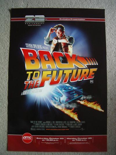 2010年 「BACK TO THE FUTURE」 25周年記念上映会