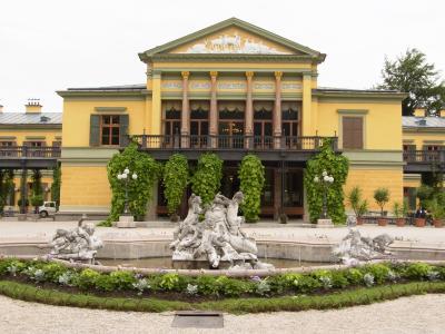 2011年 ヨーロッパ憧れの地を巡る女一人旅☆オーストリア・ザルツブルクからバートイシュルに寄り道してハルシュタットへ【前半】レオポルツクーロン宮殿の朝食とカイザー・ヴィラ~今日の気分はエリザベート~