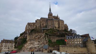 フランス旅行3日目 モンサンミッシェル
